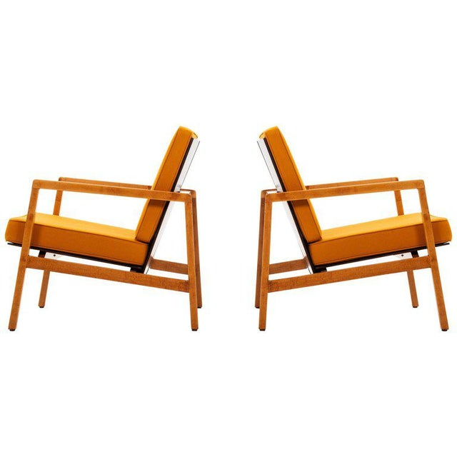 Lewis Butler Pair of Arm Chairs For Sale - Image 10 of 10