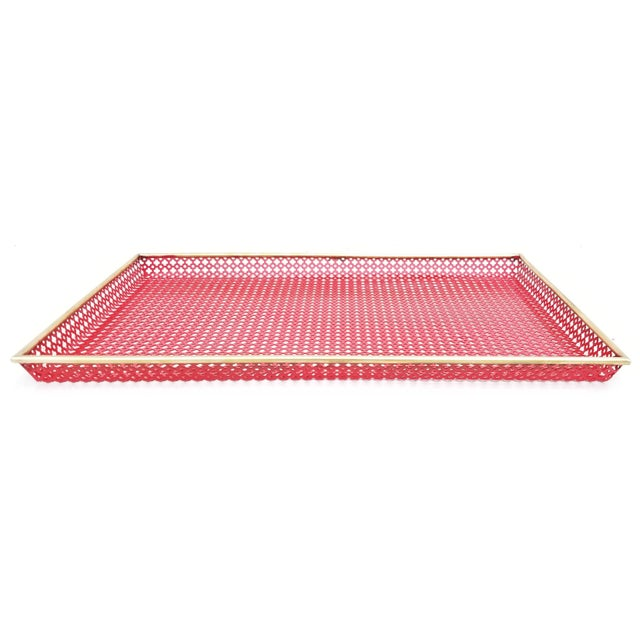 1960s Mathieu Mategot French Trays - Set of 3 For Sale In Miami - Image 6 of 13