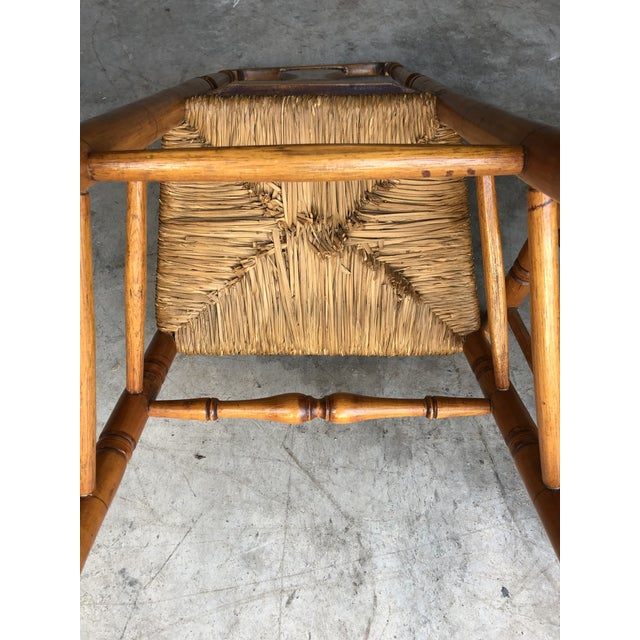 Late 18th Century Country Queen Anne Chairs- A Pair For Sale - Image 10 of 11