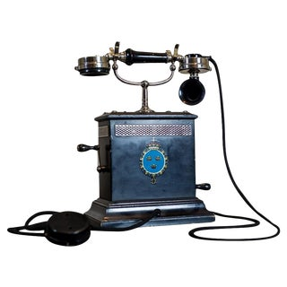 1945 Lm Ericsson Stockholm Telephone For Sale