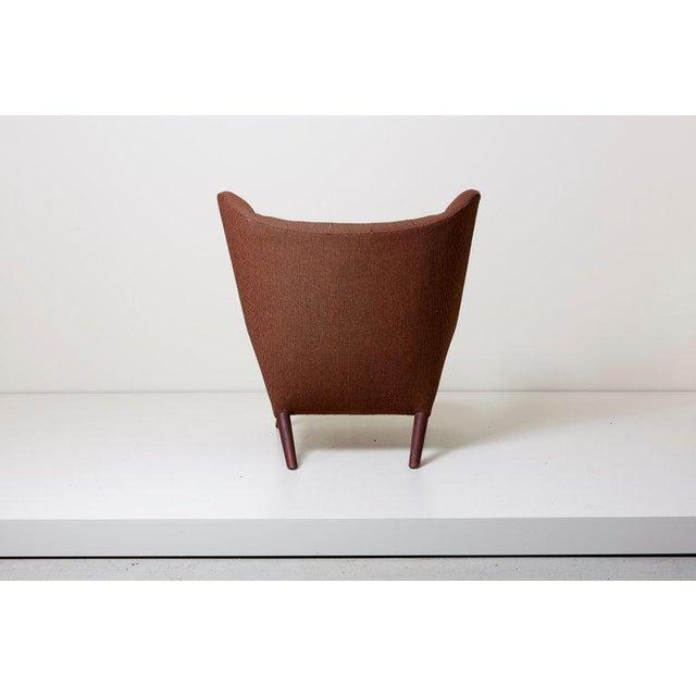 1960s Hans J. Wegner Papa Bear Chair For Sale - Image 5 of 12