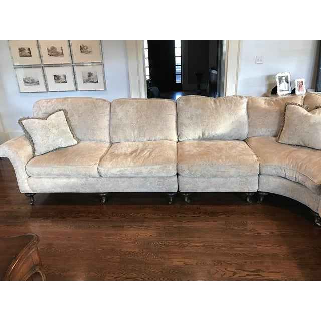 Custom Dino Mark Anthony Sectional For Sale - Image 9 of 10