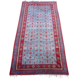 Silk Yarkand Carpet For Sale