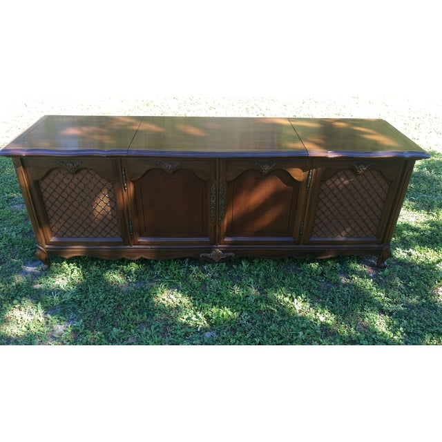 Mid-Century Packard Bell Stereo Console
