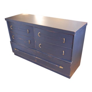 Painted 40s Dresser