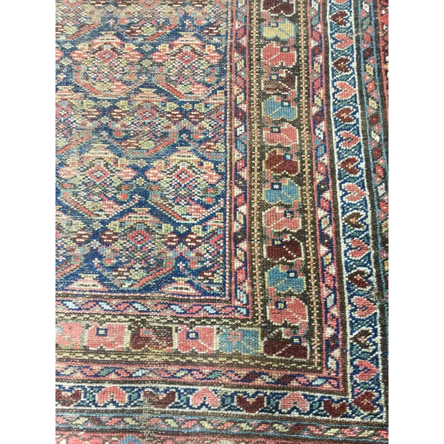 "Vintage Traditional Carpet Runner - 4'2"" x 10'4"" - Image 4 of 7"