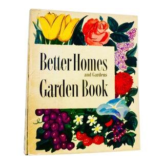 1950s Mid-Century Modern Better Homes & Gardens Garden Book