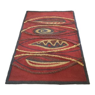 "Sphinx Tropical Winds Zulu Wool Rug - 3'6"" x 5'6"""