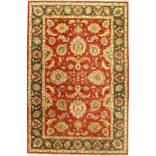 "Pasargad Ny Agra Rug - 5'8"" X 8'8"" For Sale"