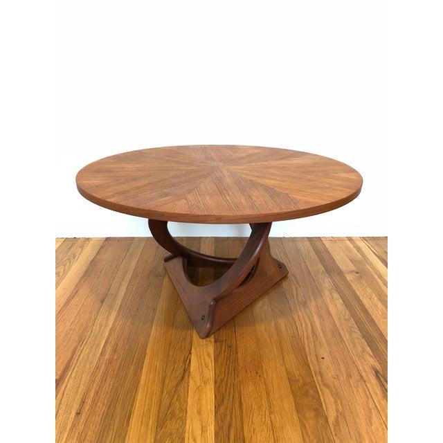 Mid 20th Century Vintage Mid-Century Soren Georg Jensen Danish Teak Coffee Table For Sale - Image 5 of 8