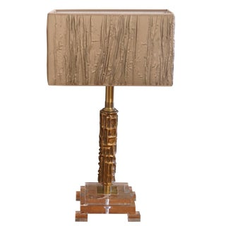 20th Century Table Lamp by Luciano Frigerio For Sale