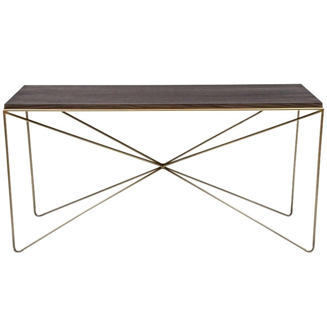 Customizable Robert Console Table For Sale