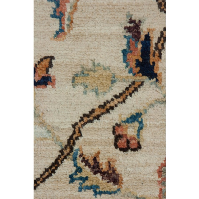 """Islamic Ziegler Hand Knotted Area Rug - 5'9"""" X 7'10"""" For Sale - Image 3 of 3"""