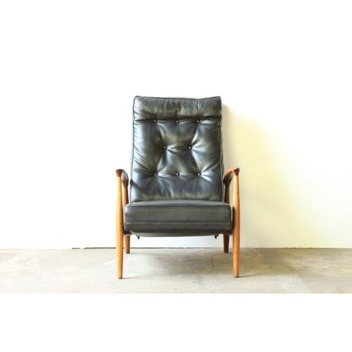 Milo Baughman for James Inc Lounge Chair - Image 2 of 9
