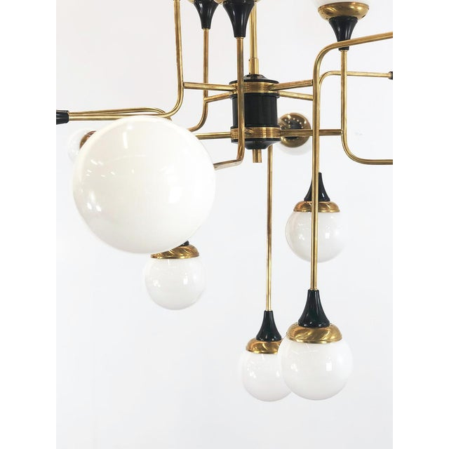 Not Yet Made - Made To Order 6th Century Style Chandelier in 16 Lights For Sale - Image 5 of 6