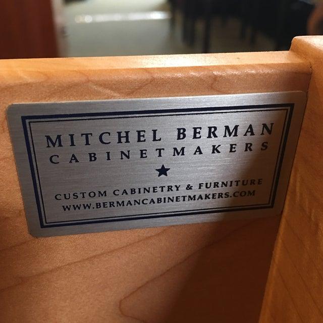Mitchell Bergman Custom Nightstands - A Pair - Image 5 of 8