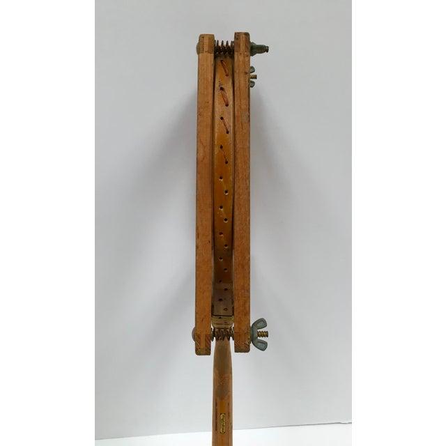 Vintage Wood Tennis Racquet - Image 5 of 9