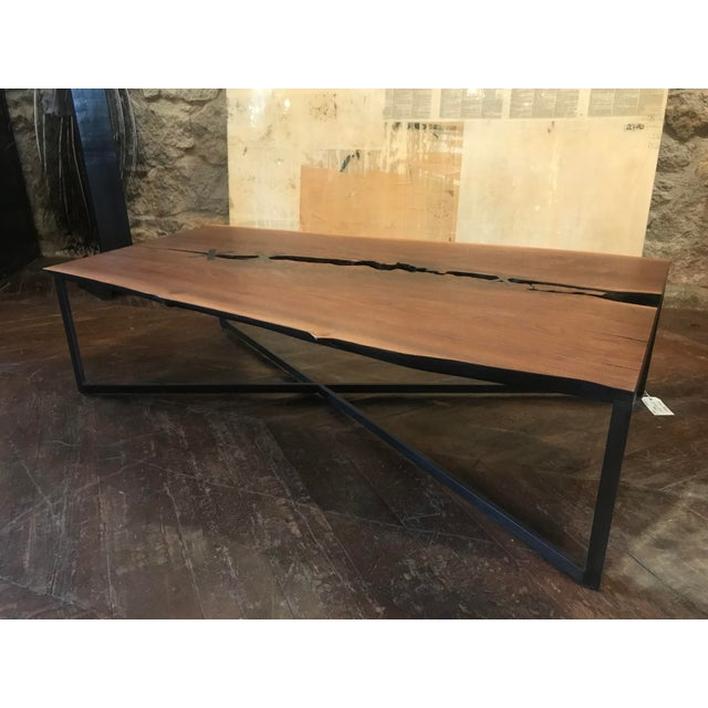 Contemporary Uhuru Design Stitch Coffee Table For Sale - Image 3 of 3