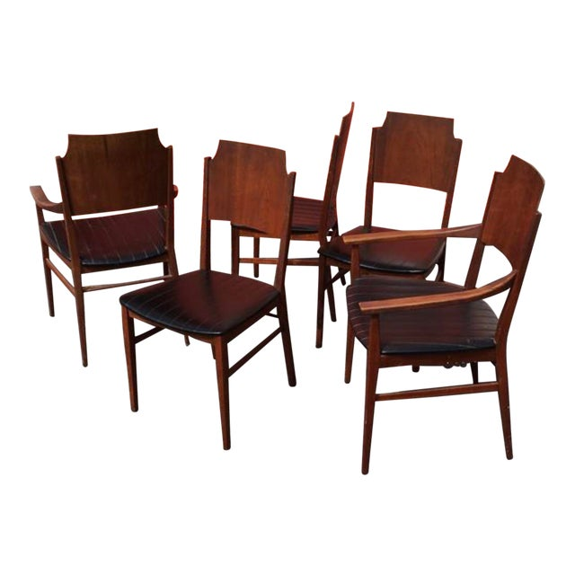 Mid-Century Modern Paul McCobb Dining Chairs- Set of 5 For Sale