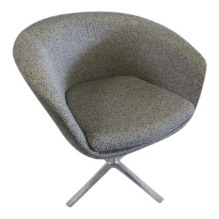 Gray Coalesse Bob Guest Chair For Sale