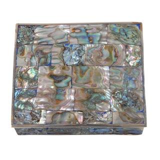 Small Abalone Box