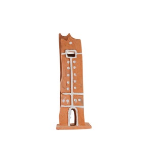 "Porte Dogon ""Terre"" Sculpture For Sale"