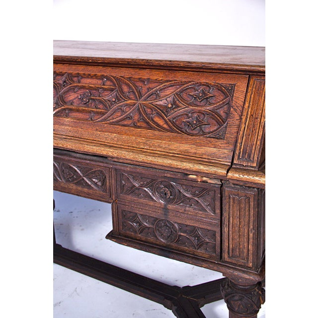 19th Century Italian Desk For Sale In Los Angeles - Image 6 of 7