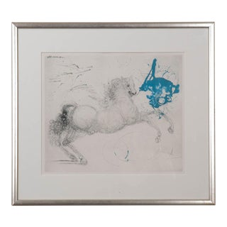 Ruudt Wackers 'Dutch' Etching For Sale