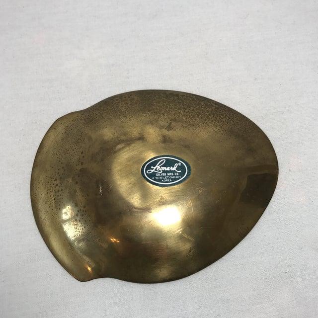 Vintage Brass Pocket Change Dish - Image 6 of 9