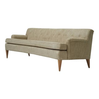 Edward Wormley Curved Back Sofa
