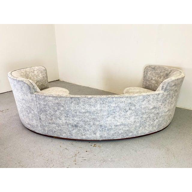 Dunbar Furniture 1950s Edward Wormley Oasis Sofa For Sale - Image 4 of 5