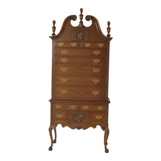 Kittinger Old Dominion Collection Mahogany Highboy