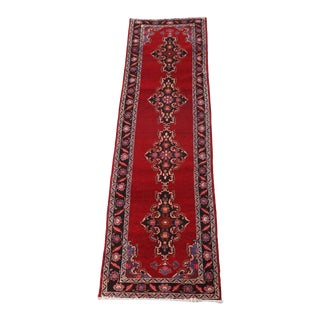 Red Wool Carpet Rug Runner For Sale