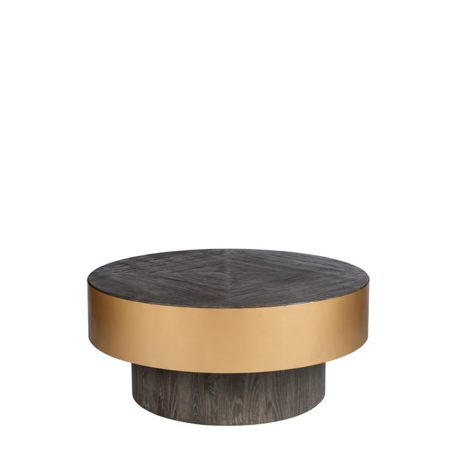 Valencia Wood Coffee Table For Sale - Image 4 of 4