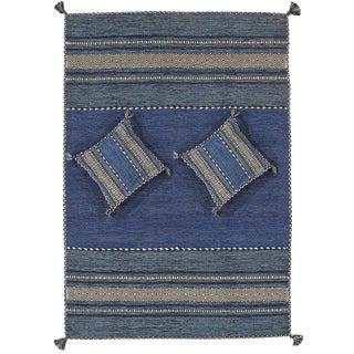 Pasargad Rustic Santa Fe Collection Rug - 8' X 10'