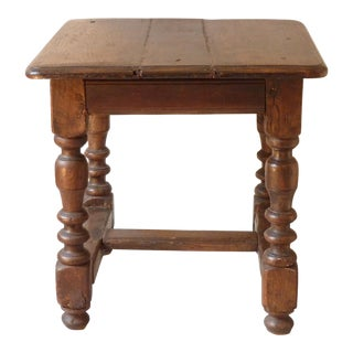 18th Century Antique French Small Table For Sale