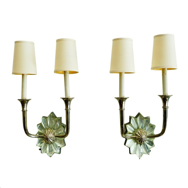 French Art Deco Sconces For Sale - Image 9 of 9
