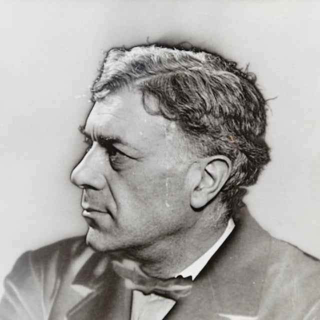 Man Ray Photography of Georges Braque - Image 2 of 5
