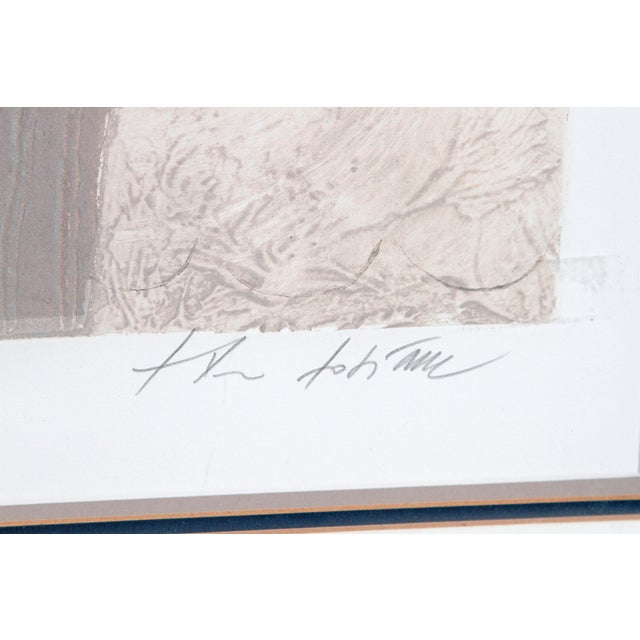 Original Etching Titled Le Rendez-Vous by Theo Tobiasse For Sale - Image 10 of 13