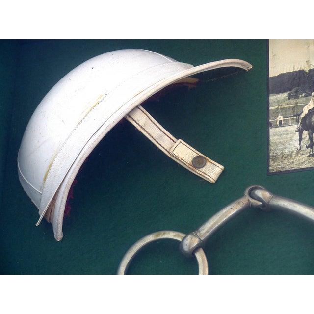 Vintage Polo Memorabilia Shadow Box For Sale - Image 9 of 10