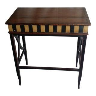 Theodore Alexander Noir & Ivory Desk