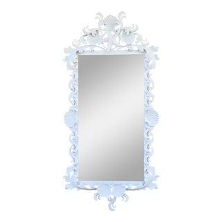 Seashell Iron Mirror
