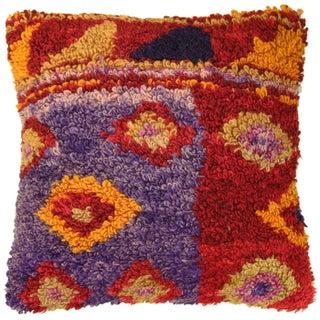 Turkish Tulu Carpet Pillow