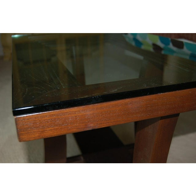 Paul Frankl for Brown Saltman Side Tables For Sale In Little Rock - Image 6 of 7