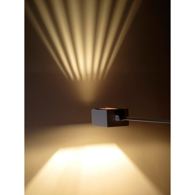 Robert Sonneman Articulated Table Lamp For Sale In New York - Image 6 of 9