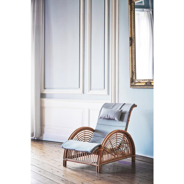 Arne Jacobsen Paris Chair - Natural For Sale - Image 9 of 13