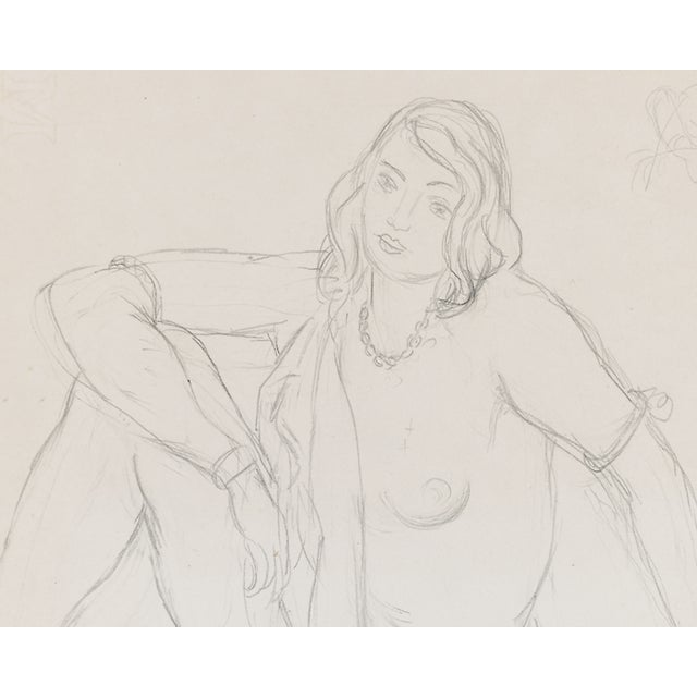 Femme Nue Assise By Henri Matisse - Image 3 of 5