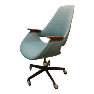 Vintage Mid Century Doerner Faultless Butterfly Chair For Sale