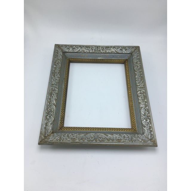 Two Tone Vintage Frame For Sale - Image 4 of 6