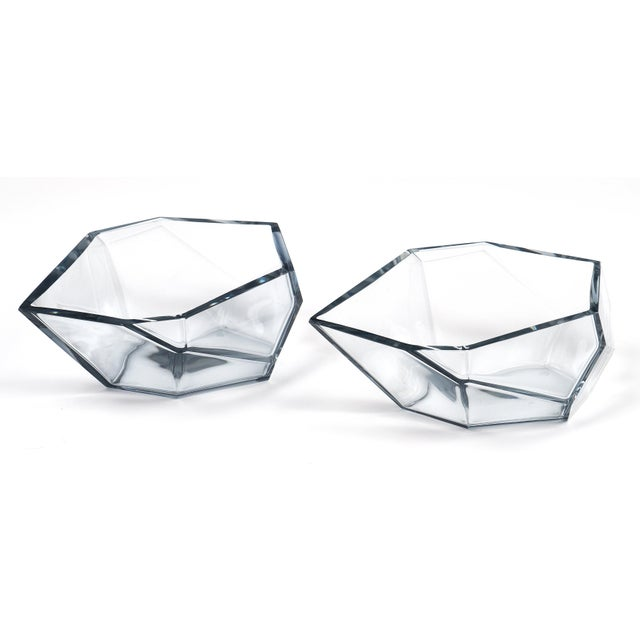2010s Contemporary A. Donna Geometric Murano Glass Bowls For Sale - Image 5 of 12